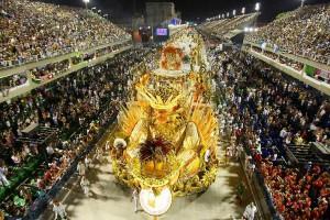 бразильский карнавал 2014 года