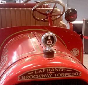 LaFrance Brockway Torpedo