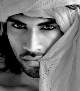 арабские глаза
