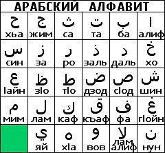 арабский1