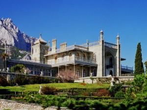 Алупкинский дворец