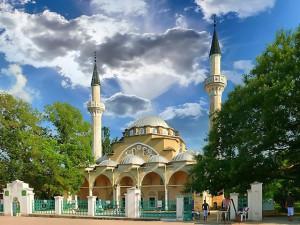 Евпатория, мечеть Джума-Джами
