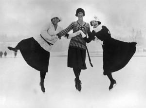 Зимняя Олимпиада 1924 года