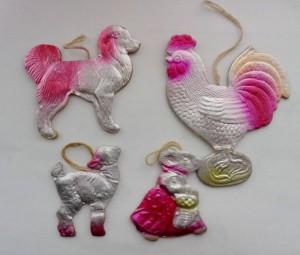 история елочной игрушки
